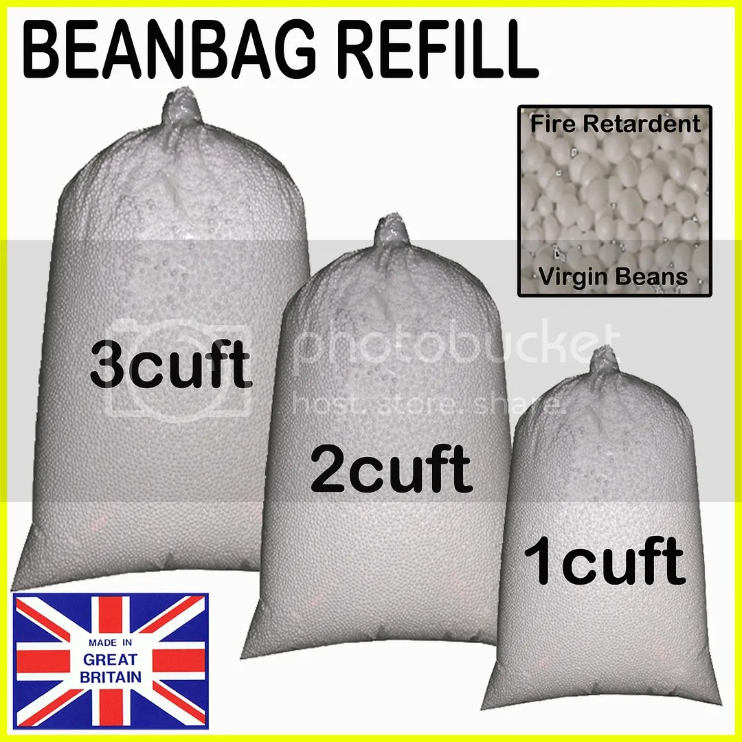bean bag chair refill beads for baby booster polystyrene filling top up