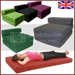 Chair Beds For Adults Neutral Posture Manual Fold Out Single Futon Guest Z Bed Kids