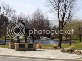 Big Ben Park, near the Tay River