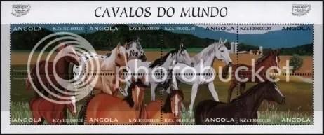 Cavalos do mundo