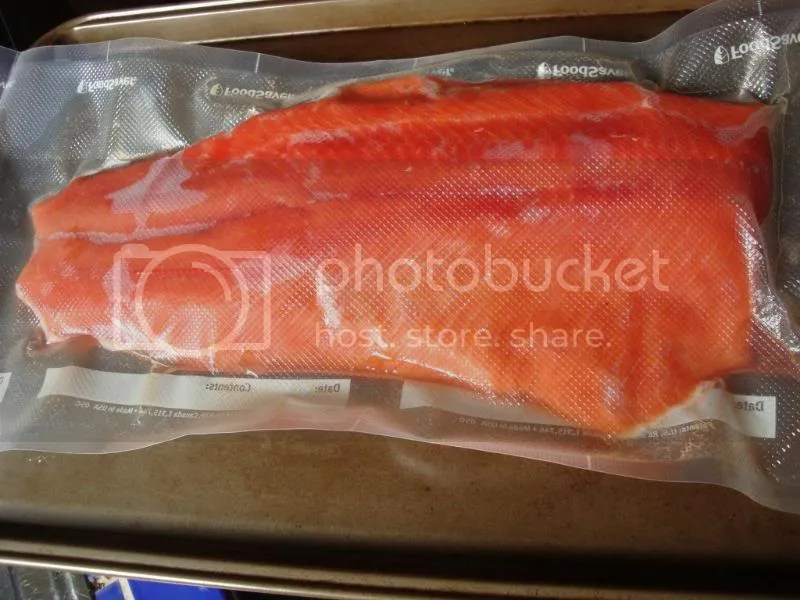 Foodsavered Sockeye