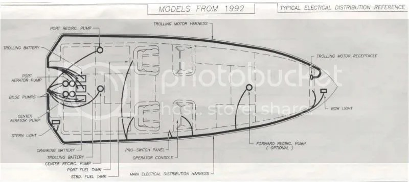 champion 171 bass boat wiring diagram