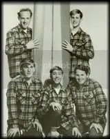 The Beach Boys circa `1963