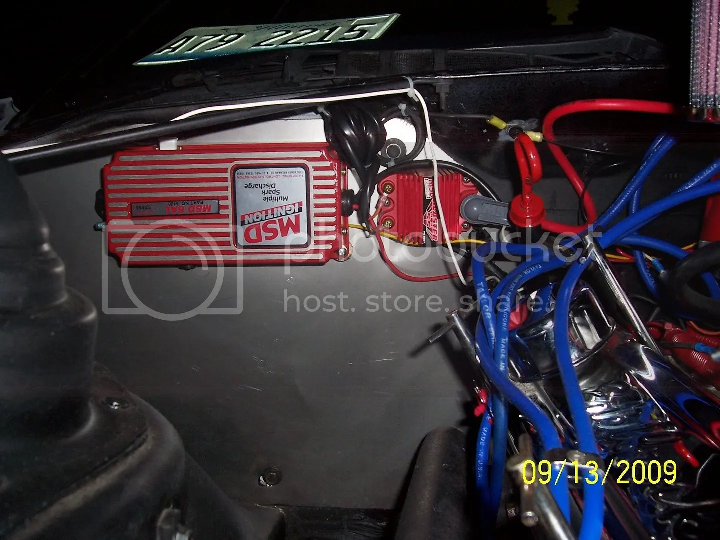 Msd Ignition Install 6al Billet Distributor Ss Coil