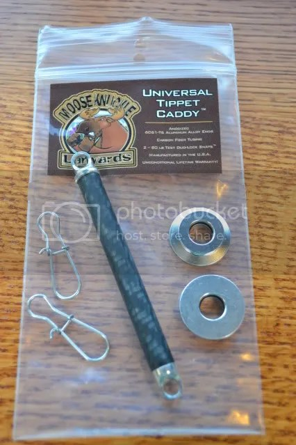 MooseKnuckle Lanyards Universal Tippet Caddy ™