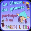 La Classe des gnomes participe à un rallye-liens