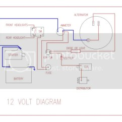 Farmall H Wiring Diagram 6 Volt Xbox 360 Power Supply C Hydraulic Free Engine Image