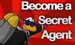 Become A Secret Agent !