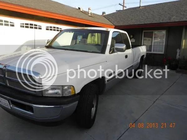 1996 Dodge 2500 Headliner