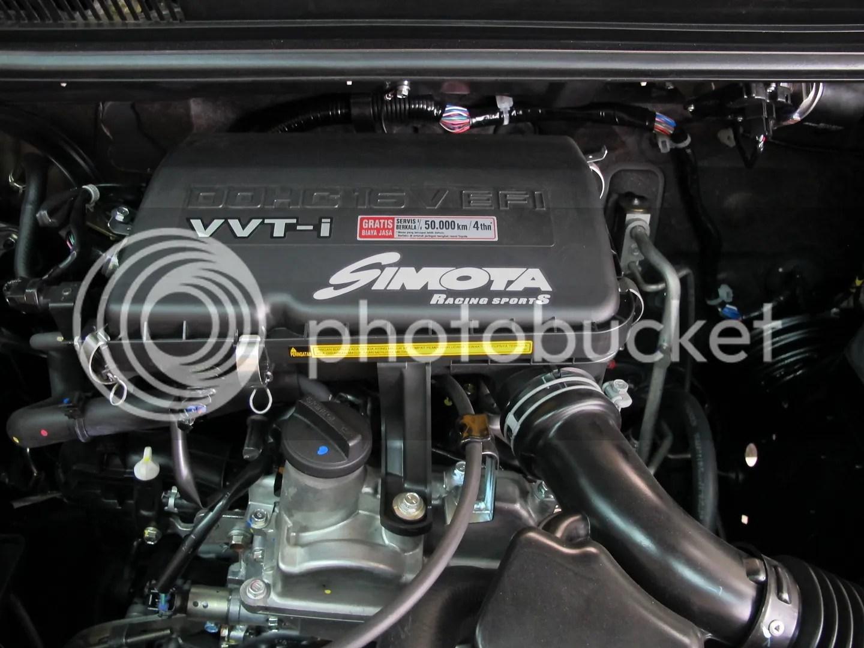filter udara grand new avanza mobil veloz performa meningkat hyaundai trajet 2000cc with simota