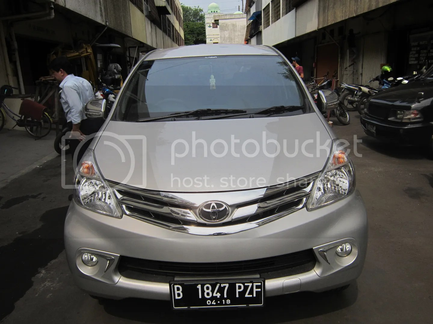 kompresi grand new avanza 2016 foto all vellfire performa meningkat drastis toyota 1300cc with intake simota veloz