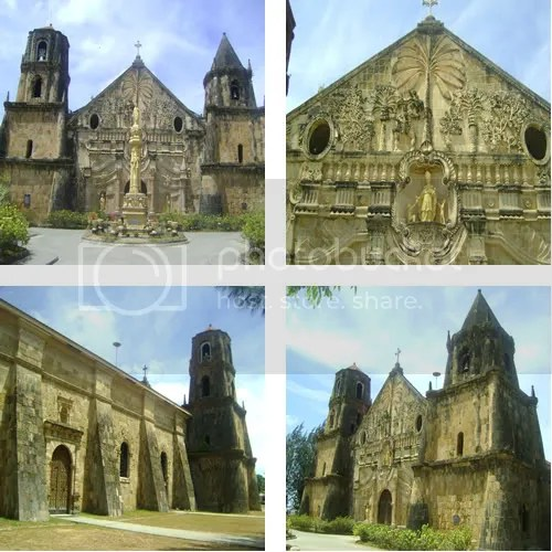 the miagao church at its finest