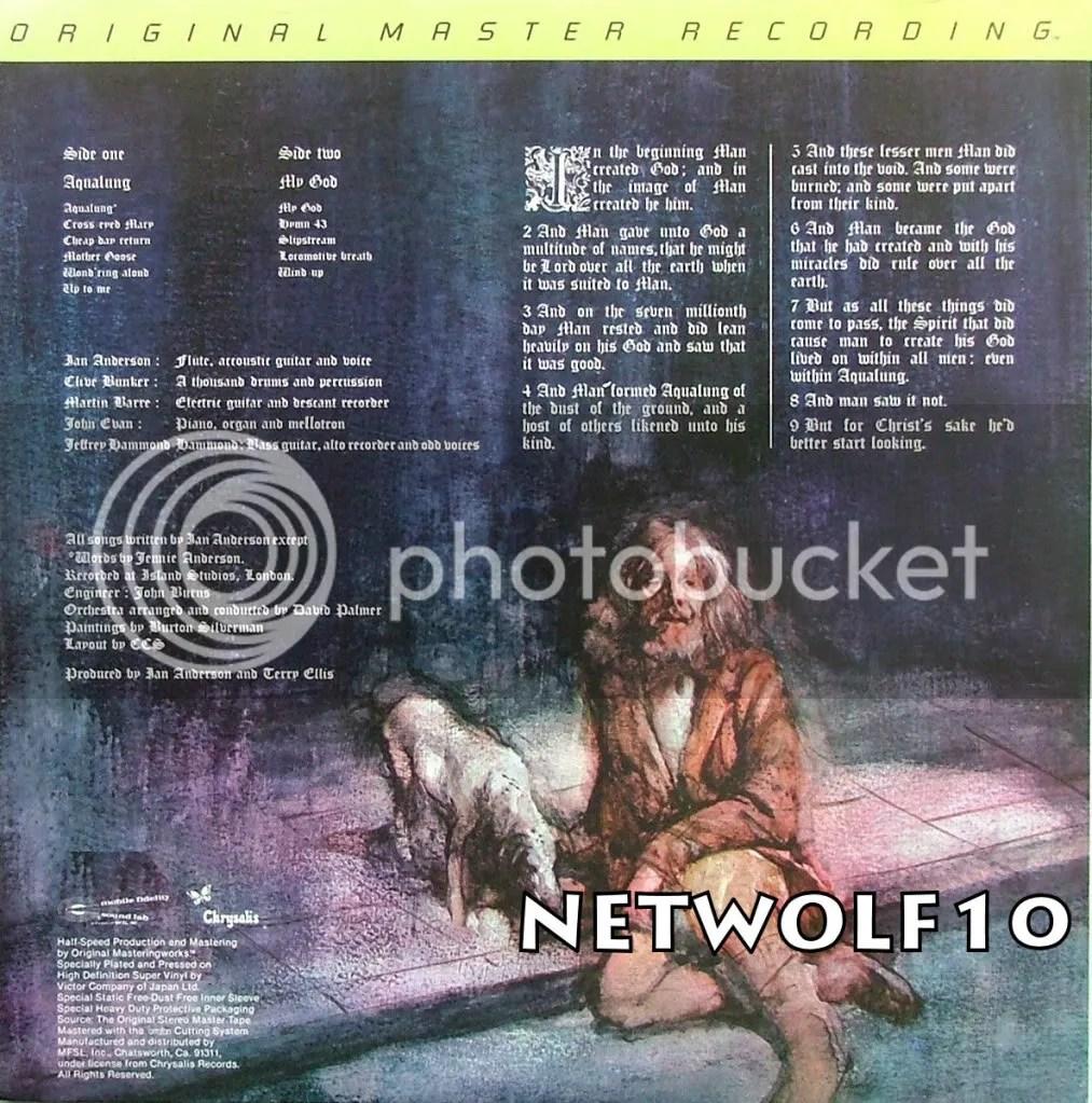 The Best Of Jethro Tull Album Covers