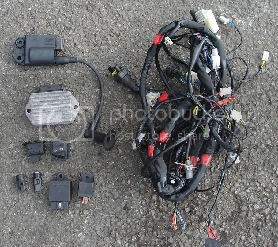 Aprilia Rs 250 Wiring Diagram