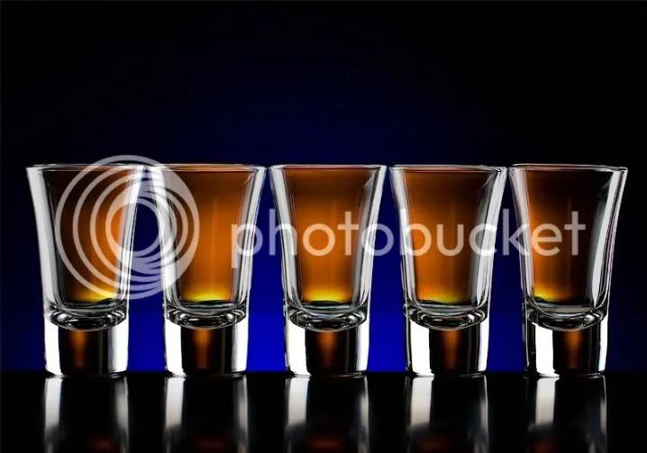 Liquor Shots