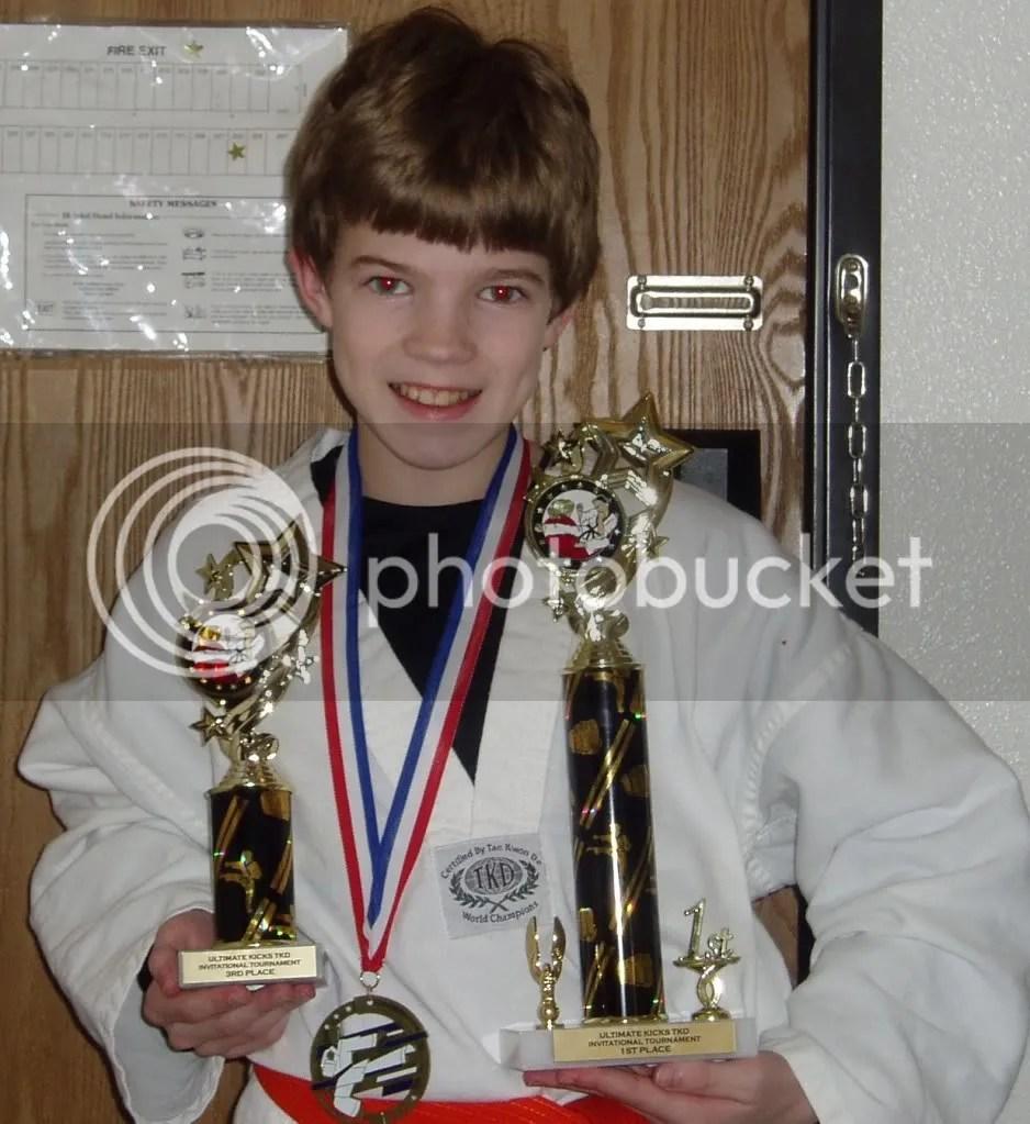 Trophy Paul