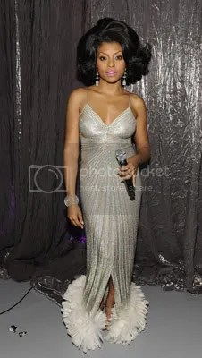 Taraji P. Henson at the Soul Train Music Awards