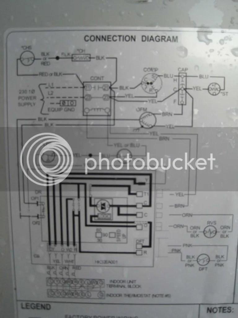 medium resolution of outdoor unit wiring diagrams