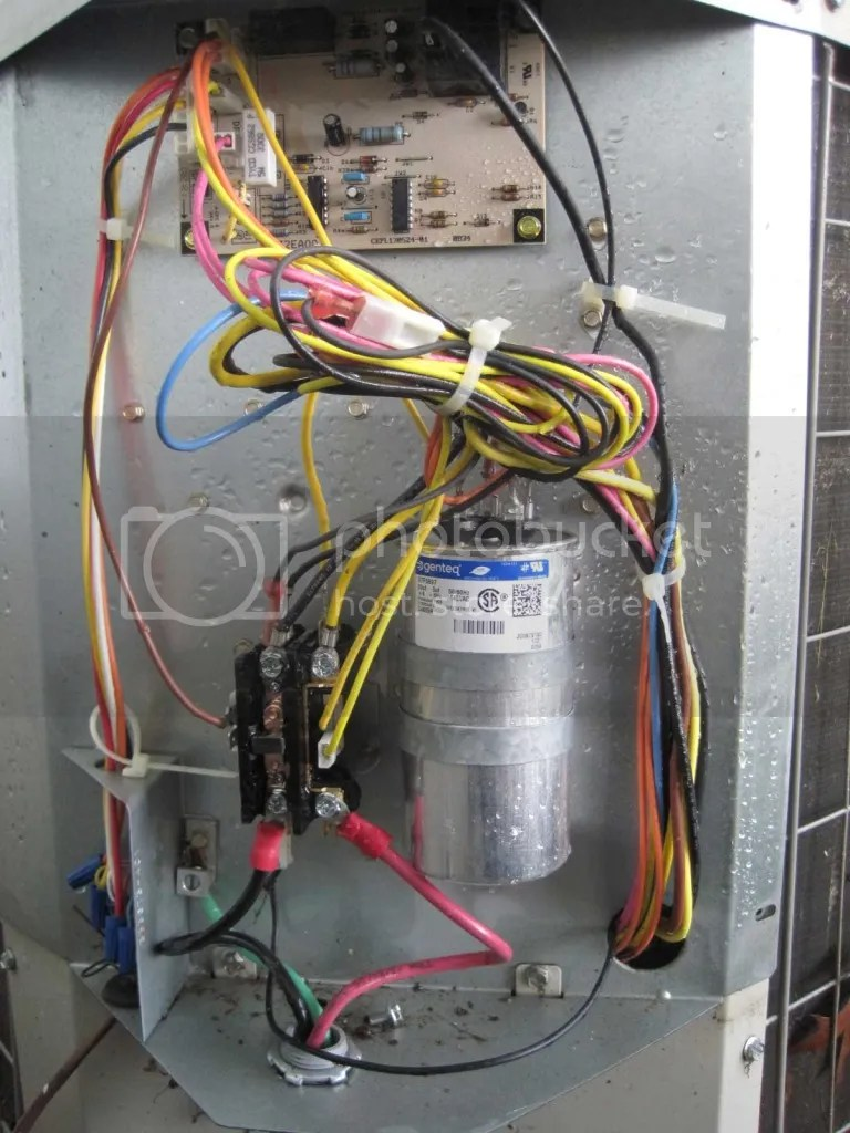 wiring diagram for ac unit capacitor solar panels how they work compressor best library outside schema diagrams central air electrical outdoor