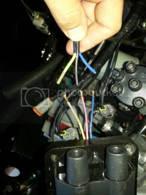 Subaru Ignition Coil Wiring