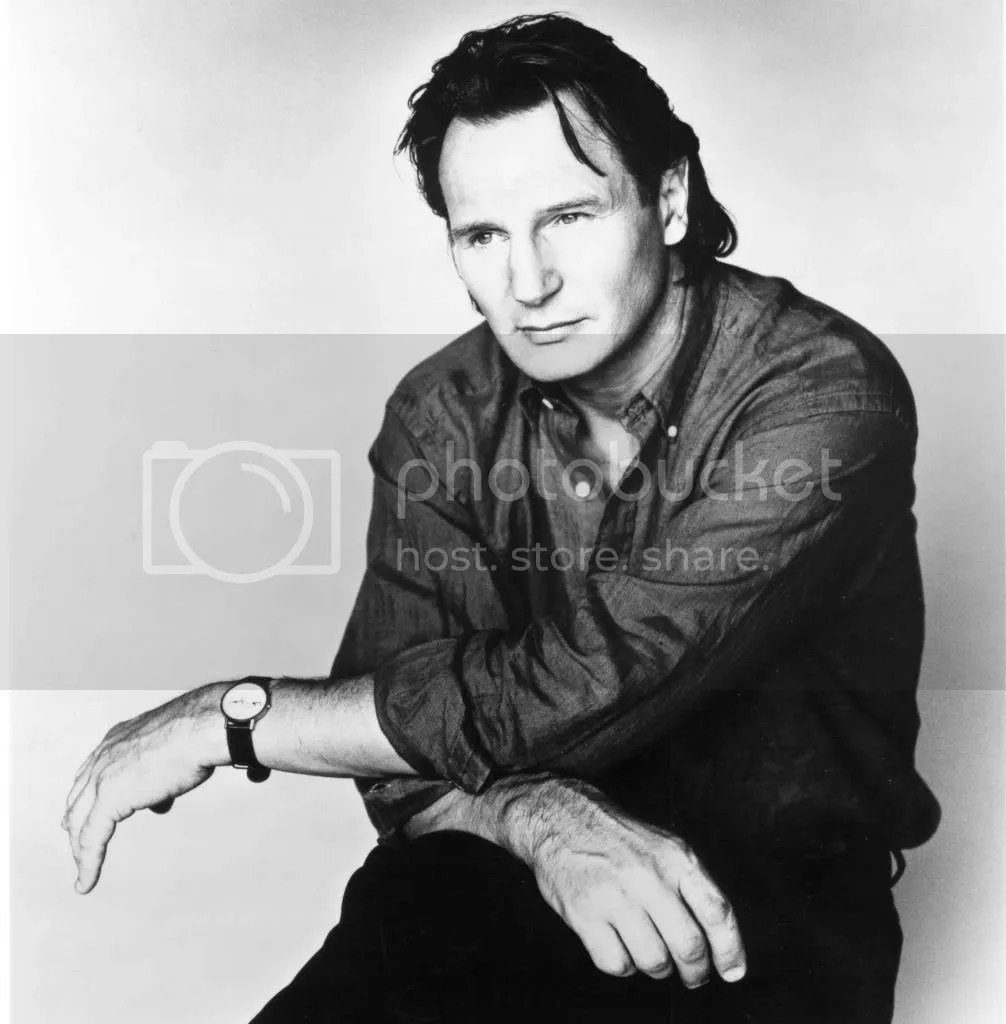 Pictured: Guess who Liam Neeson is playing next? Read on.