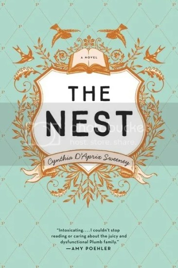 Waiting on Wednesday – The Nest by Cynthia D'Aprix Sweeney