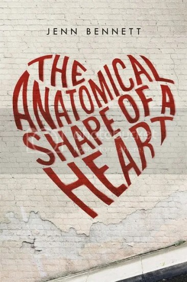 Waiting on Wednesday – The Anatomical Shape of a Heart by Jenn Bennett