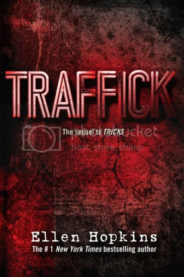Waiting on Wednesday – Traffick (Tricks #2) by Ellen Hopkins
