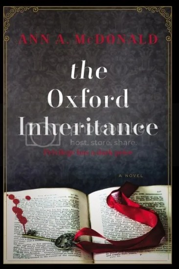 Waiting on Wednesday – The Oxford Inheritance: A Novel by A.A. McDonald