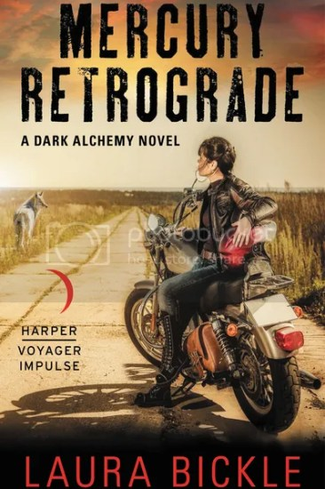 Waiting on Wednesday – Mercury Retrograde (Dark Alchemy #2) by Laura Bickle