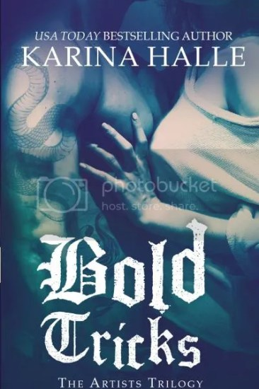 Book Blitz + Giveaway! Bold Tricks by Karina Halle