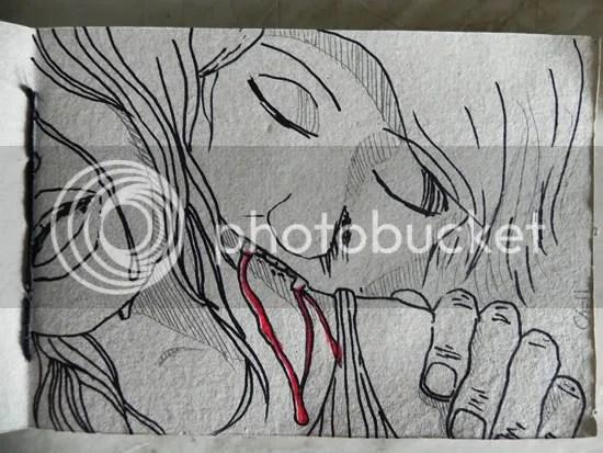 Desenho Vampiro