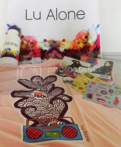 Lu Alone Kit