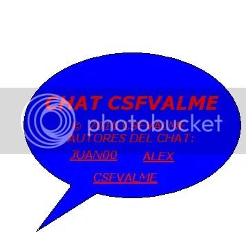 Logo del Chat Csfvalme