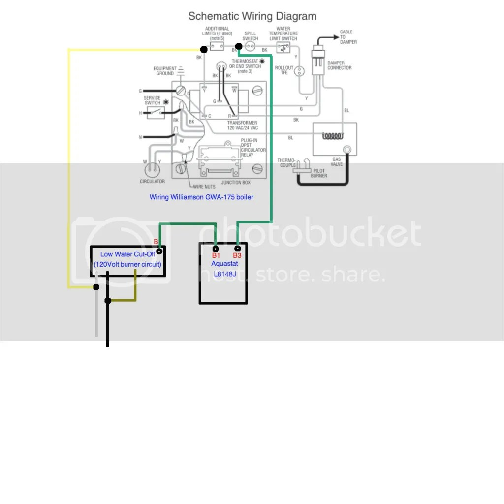 Wiring 3-zone with Honeywell L8148J, Honeywell V8043E, and