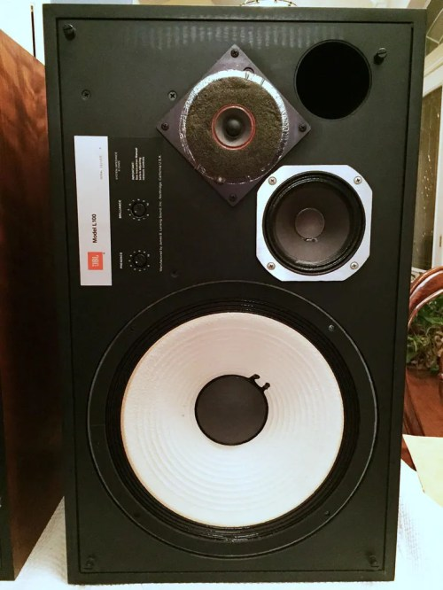 small resolution of new to me jbl l100 s audiokarma home audio stereo discussion forums img