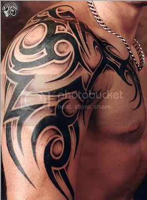 Tribal tattoos have been used by different cultures for hundreds of years as