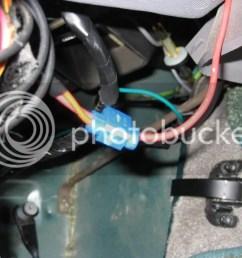 diy tach install plenty of pictures dodgetalk dodge car forumsthe green wire green [ 1024 x 768 Pixel ]