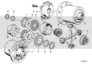 E36 Bmw Differential Diagram  Wiring Library Diagram A4