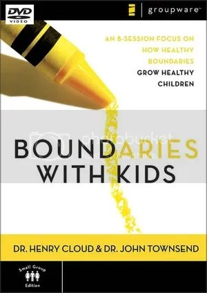 boundaries with kids book