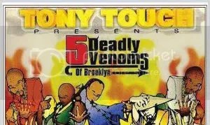 5 deadly venoms of brooklyn