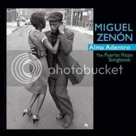 Miguel Zenon Alma Adentro:The Puerto Rican Songbook