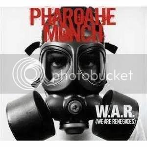 Pharoahe Monch  W.A.R