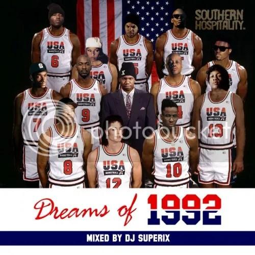 dreams of 1992 cover