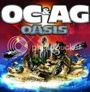 oc ag album cover