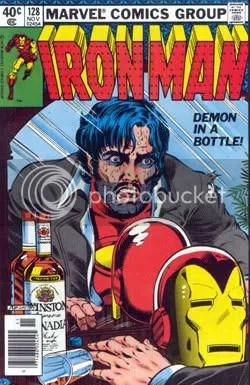 demon in the bottle