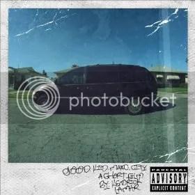 Kendrick Lamar album cover