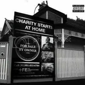 Phonte Charity Starts At Home