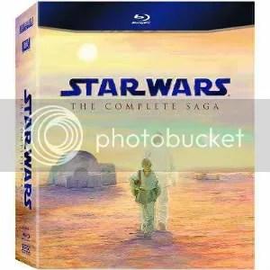 star wars blu ray box set