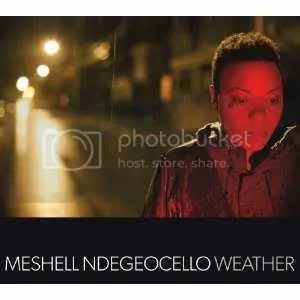 weather  Me'shell NdegeOcello